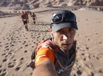 Valle de la muerte, desierto de Atacama, Chile.